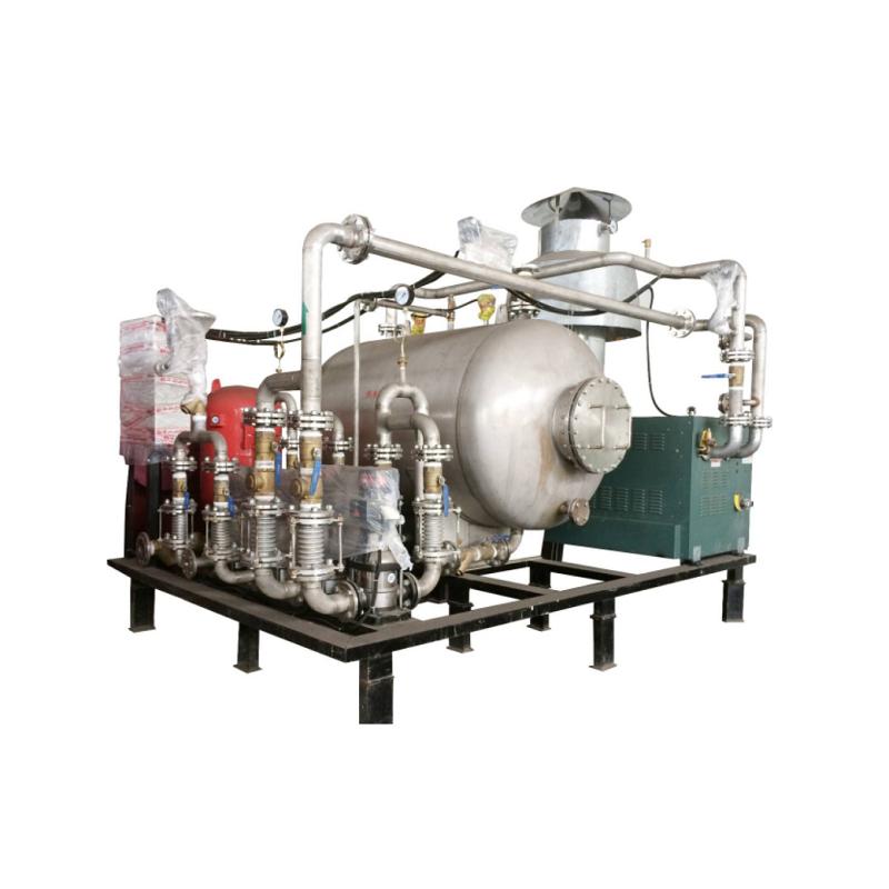 燃气集成热水机