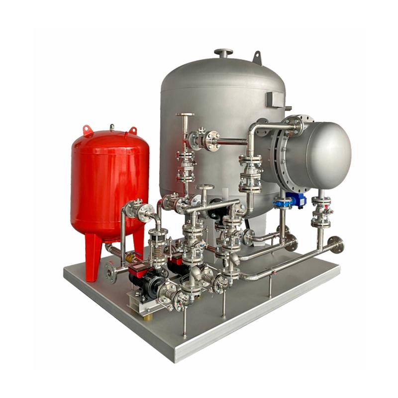 HTRJ-VT(BVT)系列-导流型容积(半容积)式换热机组