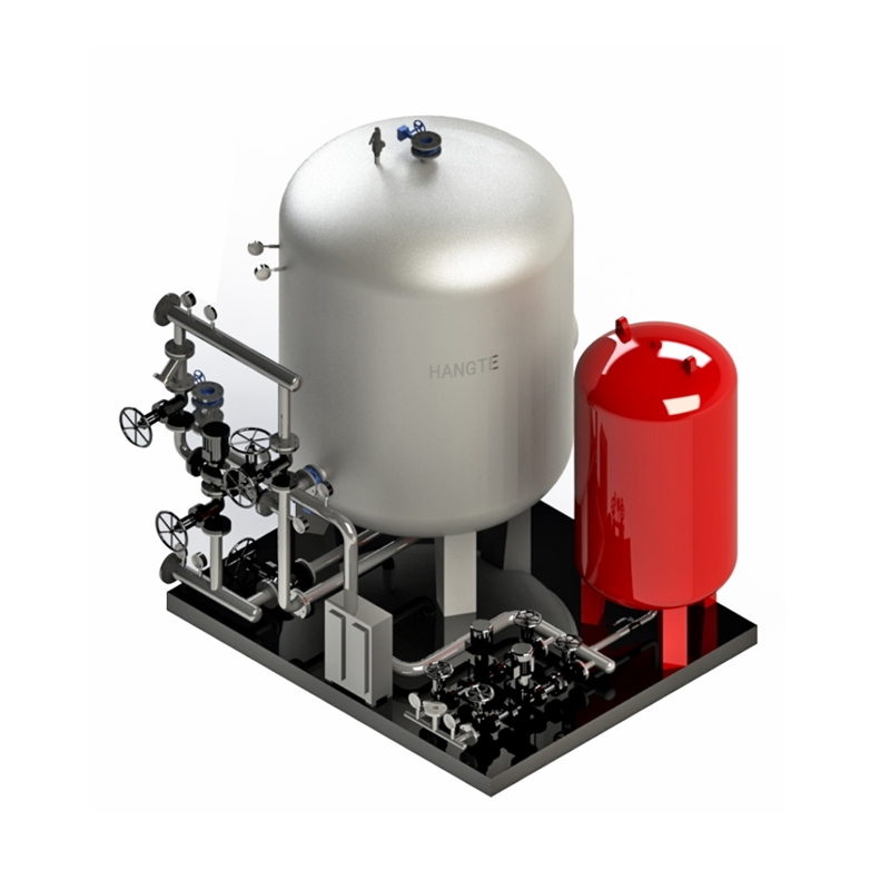 HTRJ-BF系列-恒温换热机组(锅炉)