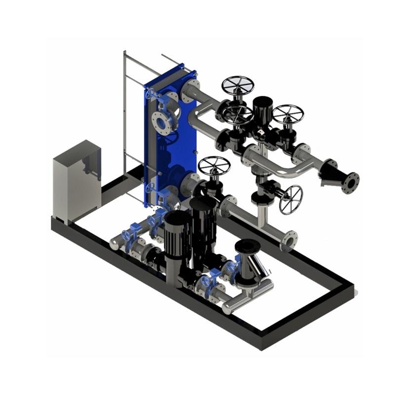 HTRJ系列-板式换热机组