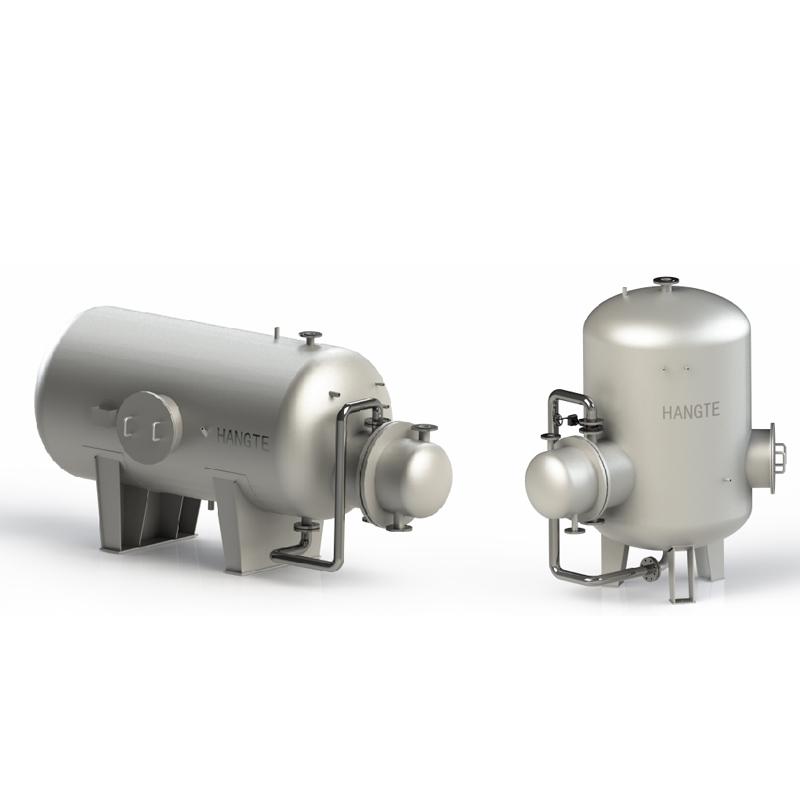 NBHRV-01/02半容积式换热器