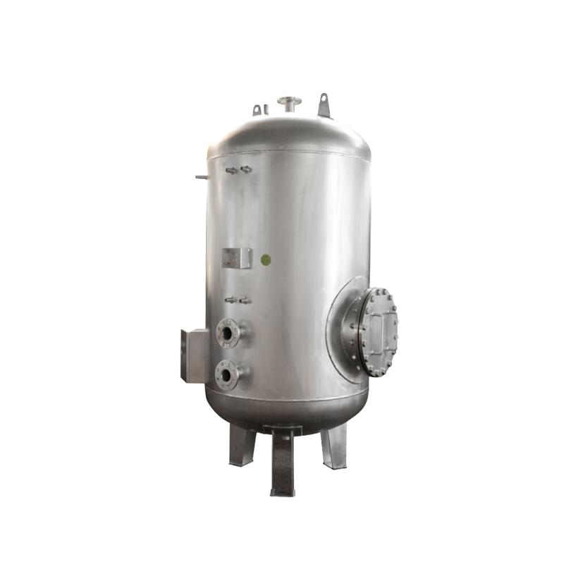 热泵系统热水贮罐